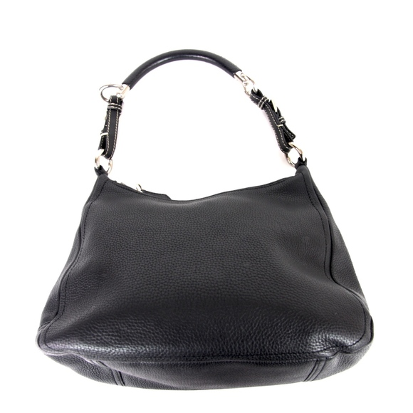 Prada Grained Leather Shoulder Hobo Bag. M 5b92c568a5d7c68486c72fb3 536c87da1cdb4